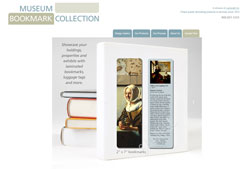 Museum Bookmark Collection