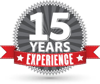 15 Years in Business IDP web design